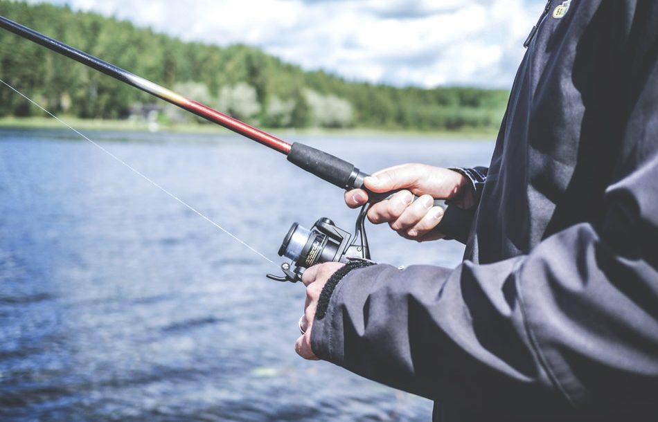 mulinello da pesca