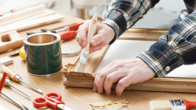 lavorare il legno