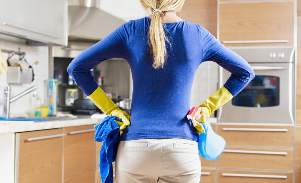 pulire elettrodomestici cucina